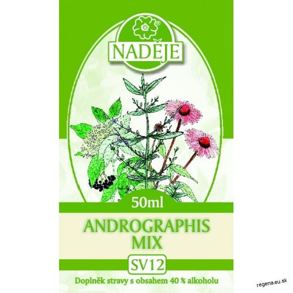 Andrographis mix 50ml, SV 12