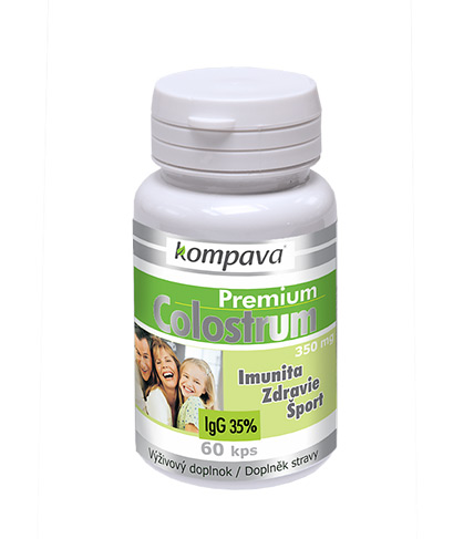 Kolostrum - Premium Colostrum IgG35% 6kps