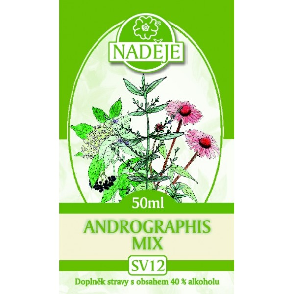 Andrographis mix 50ml  SV12